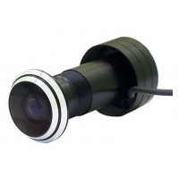 Проводной дверной аналоговый видеоглазок Kpc-190dv
