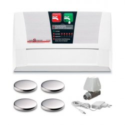 Проводная система защиты от протечек на 1 кран АкваСторож Эксперт PRO 1*25