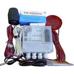GSM сигнализация с контролем температуры Дачник Беспроводной