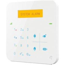 Беспроводная охранная GSM сигнализация E-Robot с поддержкой IP камер
