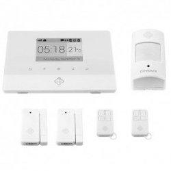 Беспроводная охранная GSM сигнализация Dinsafer Air Basic