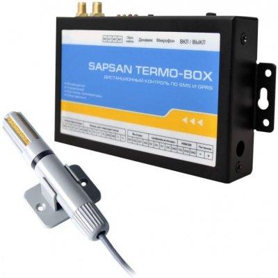 GSM Wi-Fi контроллер с датчиком температуры Sapsan Termo-box 3G 4G