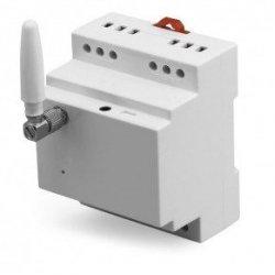 GSM контроллер управления питанием на DIN-рейку SimPal-D210 (gsm реле Страж)