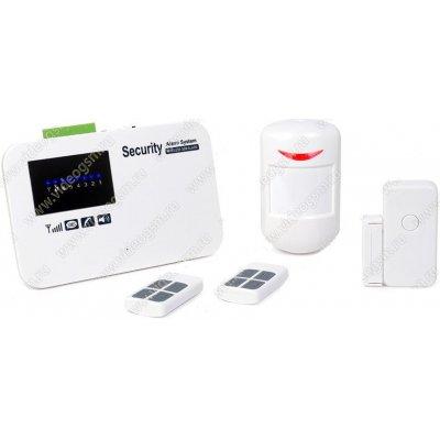 Беспроводная охранная GSM сигнализация Страж Мини