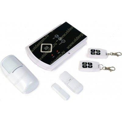 Беспроводная GSM сигнализация Страж Sparta-601F