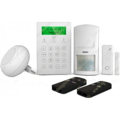 Компактная беспроводная GSM сигнализация Страж StartLine-GSM