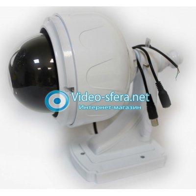 Проводная купольная поворотная камера высокого разрешения Kadymay 6388K