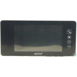 Проводной цветной видеодомофон с тонким дисплеем и записью фото Eplutus EP-2233