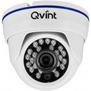 Купольная цветная гибридная видеокамера Qvint QV-H2024HG32F-SF