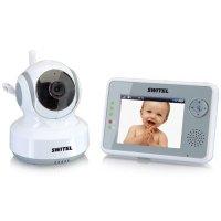 Видеоняня цифровая с управляемой поворотной камерой и функцией Zoom Switel BCF 990