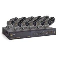 Профессиональный видеокомплект на 16 камер UControl Премиум 5S