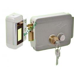 Электромеханический накладной замок Anxing lock