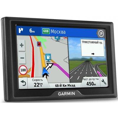 Автомобильный GPS навигатор с пробками и информатором о камерах Garmin Drive 50 RUS LMT