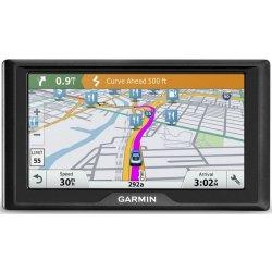 Автомобильный GPS навигатор с пробками и информатором о камерах Garmin Drive 60 RUS LMT