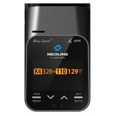 Автомобильный радар-детектор (антирадар) с GPS Neoline X-COP 5700