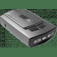 Автомобильный сигнатурный радар-детектор с GPS (антирадар) PlayMe SOFT