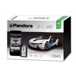 Автосигнализация с автозапуском и обратной связью Pandora DXL 3945 Pro