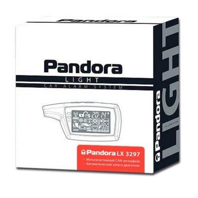 Автомобильная сигнализация с автозапуском Pandora LX 3297