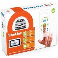 Автомобильная сигнализация с автозапуском StarLine E93
