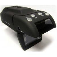 Видеорегистратор автомобильный с радар-детектором Subini GR-H9+ STR