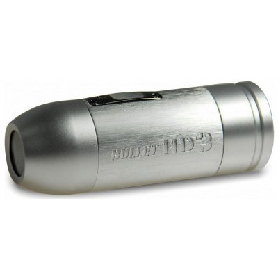 Экшн-камера в прочном и компактном металлическом корпусе Ridian Bullet HD3 Mini