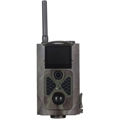 Фотоловушка для охраны и охоты с MMS 3G функционалом Филин 120 MMS 3G (Suntek HC-500G)