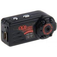 Миниатюрная Full-HD камера с датчиком движения и записью на карту памяти QQ6