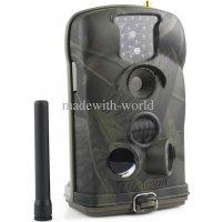 Уличная MMS Full-HD камера 12 МП с датчиком движения Страж 6210MM