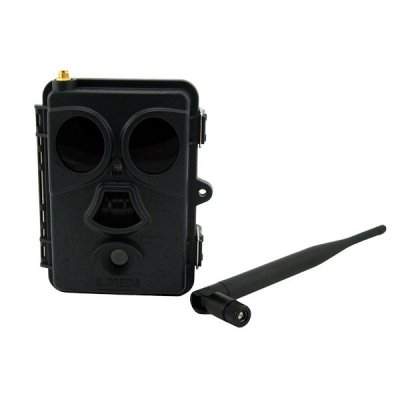 Фотоловушка для охоты и охраны с MMS функционалом Страж 510 GSM (Loreda L510G Fuscous)