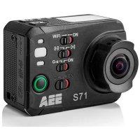 Экшн-камера 16 МП с дисплеем и Wi-Fi модулем AEE Magicam S71