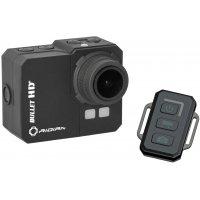 Экшн-камера Full-HD 20МП с TFT дисплеем и Wi-Fi модулем  BULLET HD3 JetX