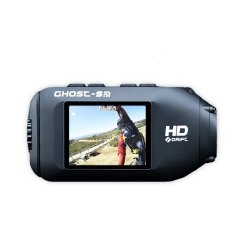 Сверхскоростная Full-HD экшн-камера с пультом ДУ и Wi-Fi модулем Drift Ghost-S