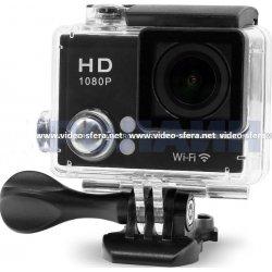 Экшн камера c Wi-Fi модулем и аква-боксом EKEN G2 Full HD 1080P
