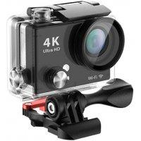 Экшн камера c Wi-Fi модулем и аква-боксом EKEN H2 Ultra HD 4K