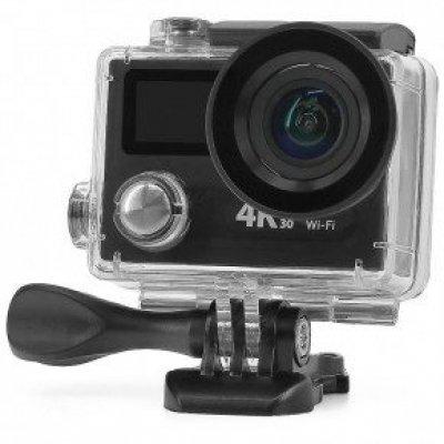 Экшн камера 4K c Wi-Fi модулем и беспроводным пультом EKEN H8 Pro