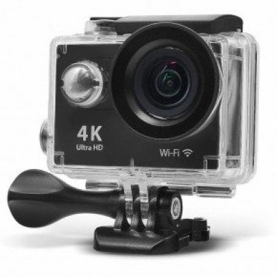 Экшн камера 4K c Wi-Fi модулем и аква-боксом EKEN H9Pro