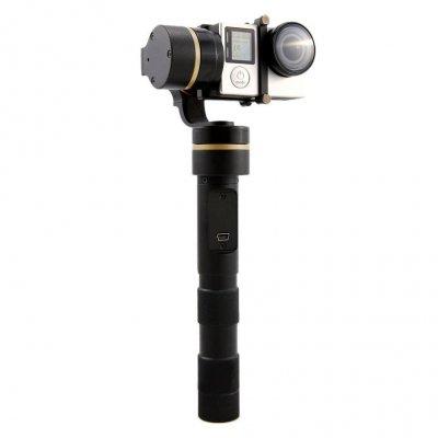 Стабилизатор FEIYU FY-G4 для экшн-камер трехосевой (стедикам)