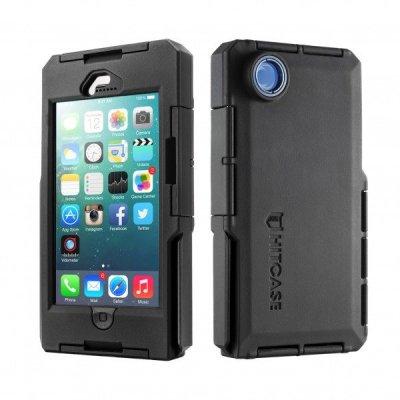 Противоударный и влагозащищенный экшн-кейс для iPhone 4/4S Hitcase