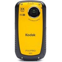 Компактная Full-HD экшн-камера в ударопрочном и влагозащищенном корпусе KODAK PixPro SPZ1