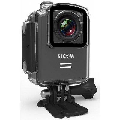 Миниатюрная 4K экшн-камера c Wi-Fi модулем и аква-боксом SJCAM M20