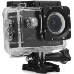 Экшн камера 1080p c Wi-Fi модулем и аква-боксом SJCAM SJ4000 WiFi