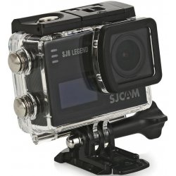Экшн камера 4K 12МП c Wi-Fi модулем и аква-боксом SJCAM SJ6 Legend