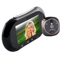 Видеоглазок с Wi-Fi/GSM и датчиком движения i-Corder iHome 3 W-Fi (Rollup i3)
