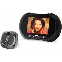 Дверной видеоглазок с датчиком движения и записью i-Corder iHome-2WG