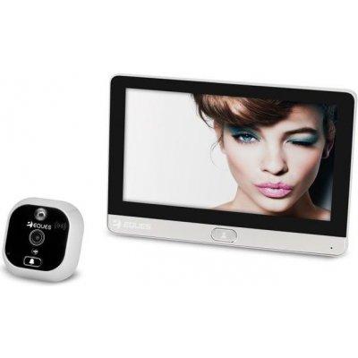 Дверной wi-fi видеоглазок с датчиком движения и записью i-Corder R22 (EQUES)