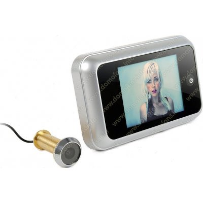Дверной видеоглазок Sitek-Light с монитором цветной