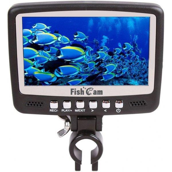купить видеокамеру для рыбалки наложенным