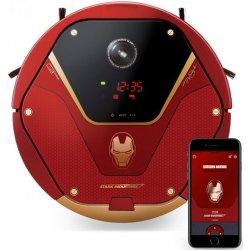Робот-пылесос с сухой и влажной уборкой iCLEBO Arte IronMan Edition