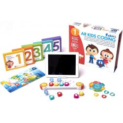 Детский набор для обучения основам программирования Cubico (Кубико) LV1