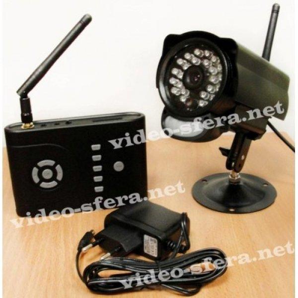 купить недорого беспроводную камеру для улицы